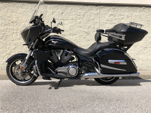 2017 Victory Cross Country Tour Base at Indian Motorcycle of Northern Kentucky