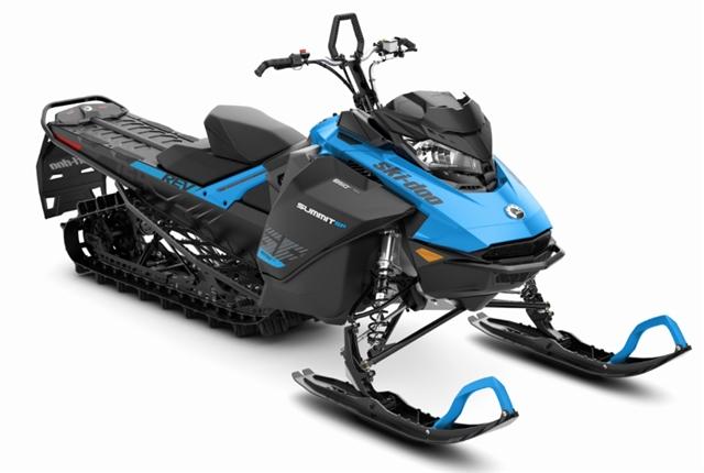 2019 Ski-Doo SUMMIT 850 165 2.5-E $229/month at Power World Sports, Granby, CO 80446