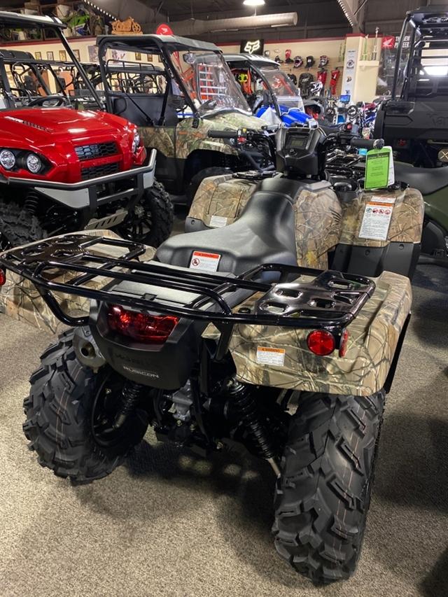 2020 Honda FourTrax Foreman Rubicon 4x4 EPS at Dale's Fun Center, Victoria, TX 77904