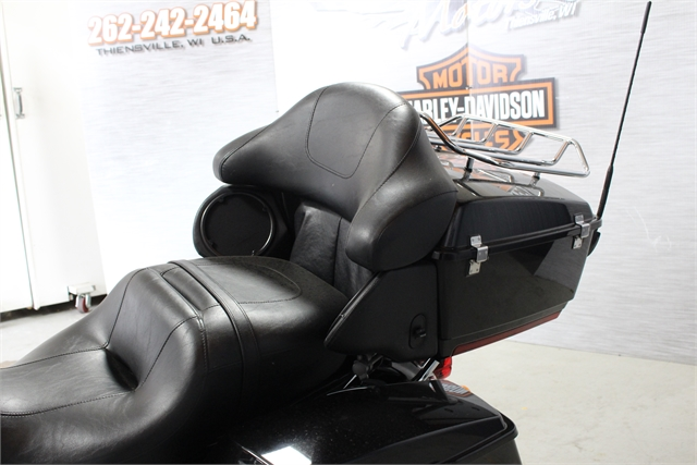 2012 Harley-Davidson Road Glide Ultra at Suburban Motors Harley-Davidson
