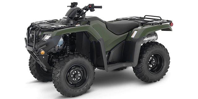 2021 Honda TRX420FE1M 4X4 ES at Bay Cycle Sales