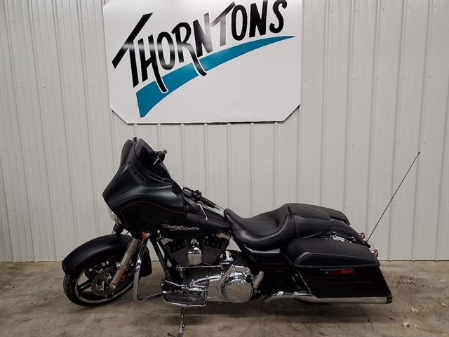 2014 Harley-Davidson Street Glide Special at Thornton's Motorcycle - Versailles, IN