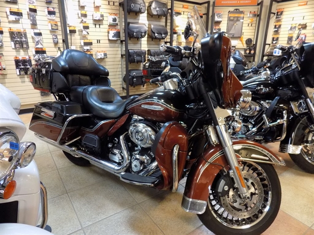 2011 Harley-Davidson Electra Glide Ultra Limited at Lentner Cycle Co.