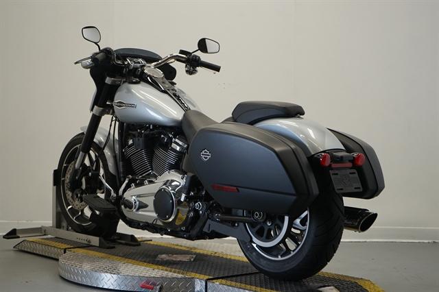 2019 Harley-Davidson Softail Sport Glide at Texoma Harley-Davidson