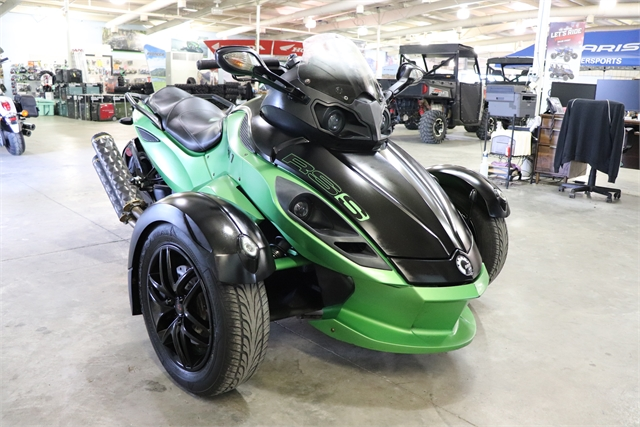 2012 Can-Am Spyder Roadster RS-S at Used Bikes Direct