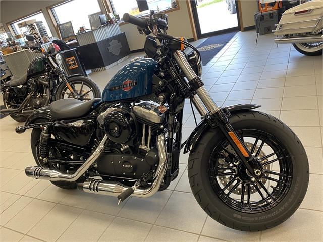 2021 Harley-Davidson Street XL 1200X Forty-Eight at Rooster's Harley Davidson
