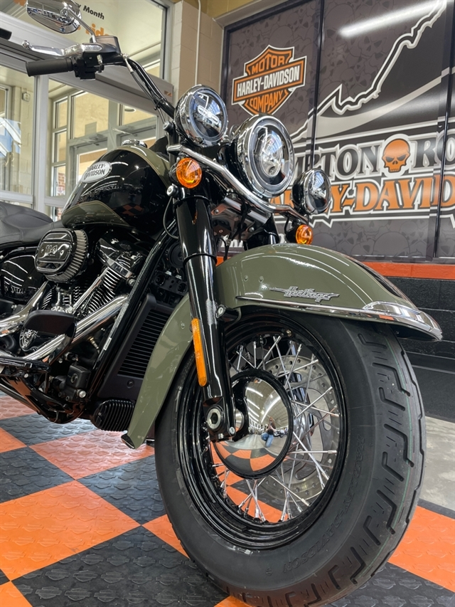 2021 Harley-Davidson Touring FLHCS Heritage Classic 114 at Hampton Roads Harley-Davidson