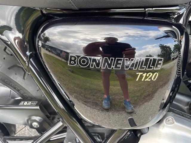 2016 Triumph Bonneville T120 Base at Powersports St. Augustine