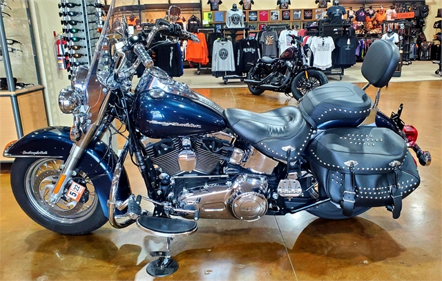 2015 Harley-Davidson Softail Heritage Softail Classic at Steel Horse Harley-Davidson®