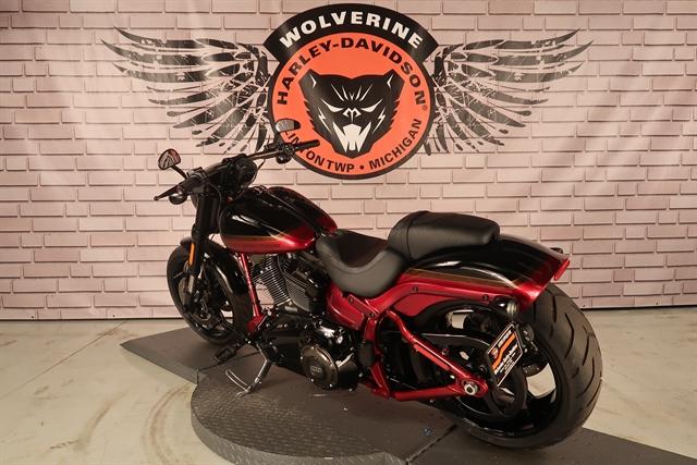 2017 Harley-Davidson Softail CVO Pro Street Breakout at Wolverine Harley-Davidson