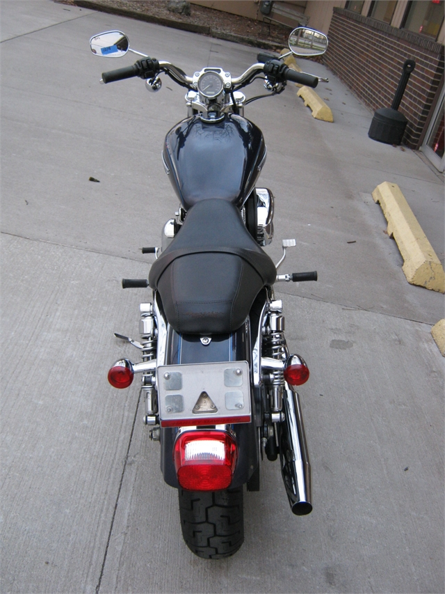 2009 Harley-Davidson XL1200C - Sportster Custom at Brenny's Motorcycle Clinic, Bettendorf, IA 52722