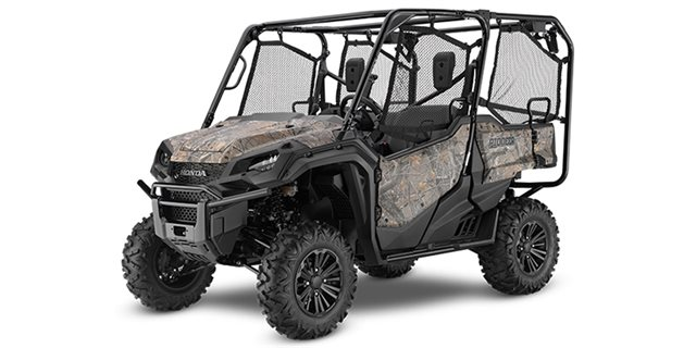 2020 Honda Pioneer 1000-5 Deluxe Deluxe at Bay Cycle Sales