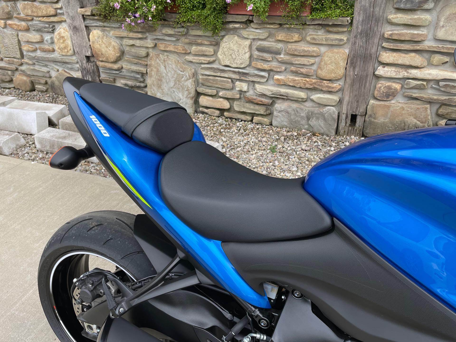 2020 Suzuki GSX-S 1000 at Arkport Cycles