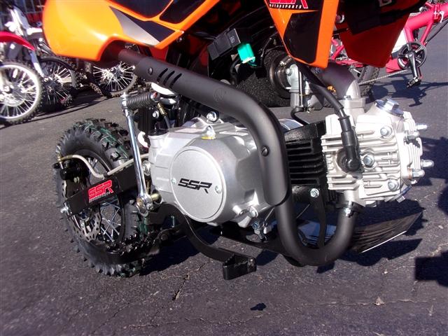 2018 SSR Motorsports SR110 SEMI at Bobby J's Yamaha, Albuquerque, NM 87110