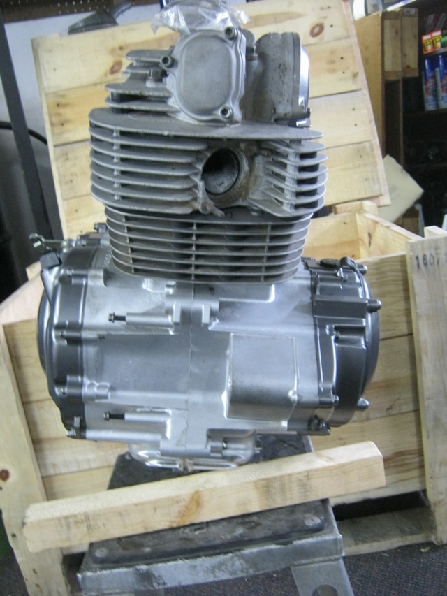 2004 Yamaha YFM350 Raptor Rebuilt Engine Exchange at Brenny's Motorcycle Clinic, Bettendorf, IA 52722