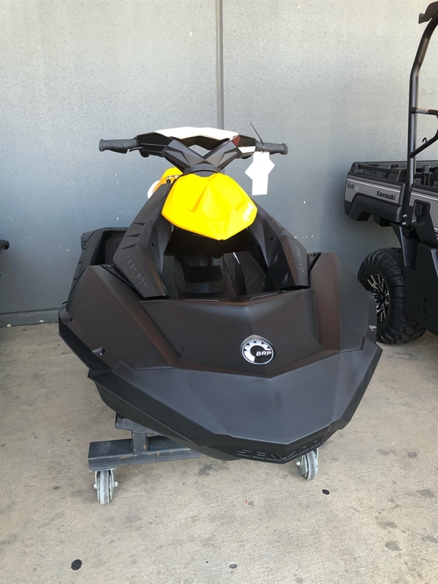 2021 Sea-Doo Spark 2-Up Rotax 900 ACE at Wild West Motoplex