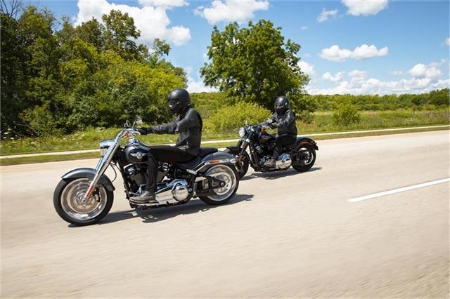 2021 Harley-Davidson Cruiser FLFBS Fat Boy 114 at Williams Harley-Davidson