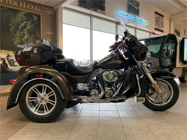 2013 Harley-Davidson Trike Tri Glide Ultra Classic 110th Anniversary Edition at South East Harley-Davidson