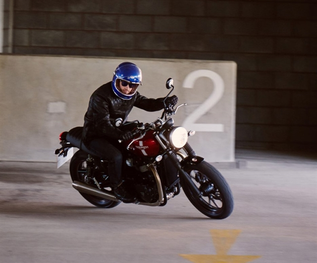 2018 Triumph Street Twin Base at Youngblood Powersports RV Sales and Service