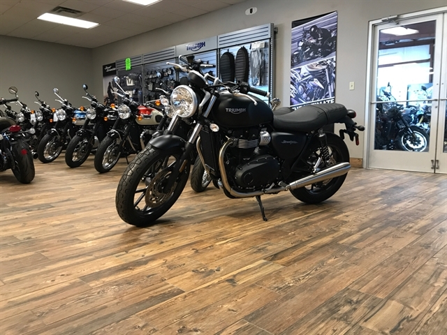 2018 Triumph Street Twin Base at Youngblood RV & Powersports Springfield Missouri - Ozark MO