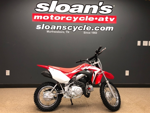 2020 Honda CRF110F 110F at Sloans Motorcycle ATV, Murfreesboro, TN, 37129