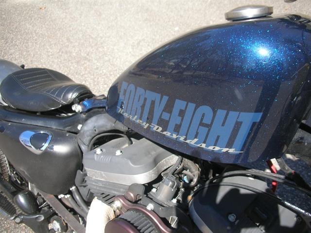 2013 Harley-Davidson Sportster Forty-Eight at Hampton Roads Harley-Davidson