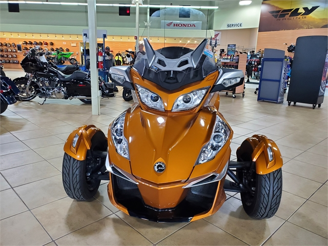 2014 Can-Am Spyder RT-Limited at Sun Sports Cycle & Watercraft, Inc.