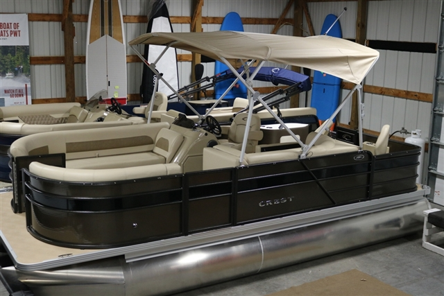 2019 Crest Crest I Fish 200 SF at Fort Fremont Marine, Fremont, WI 54940