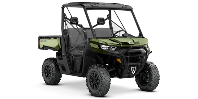 2020 Can-Am Defender XT HD10 at Riderz