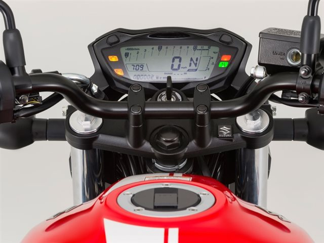 2017 Suzuki SV650 ABS at Brenny's Motorcycle Clinic, Bettendorf, IA 52722