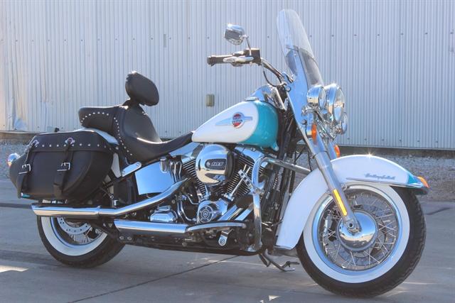 2016 Harley-Davidson Softail Heritage Softail Classic at Gruene Harley-Davidson
