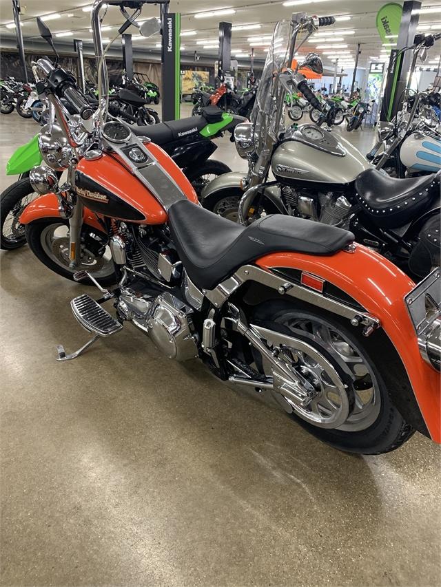 2001 Harley-davidson FLSTF at ATVs and More