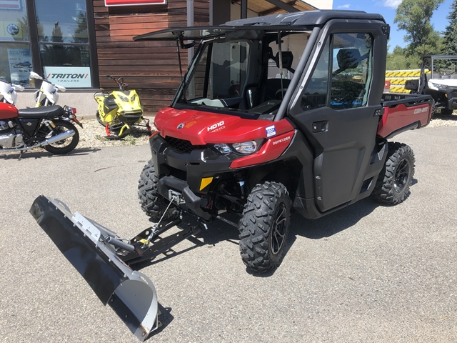 2017 Can-Am Defender HD10 at Power World Sports, Granby, CO 80446