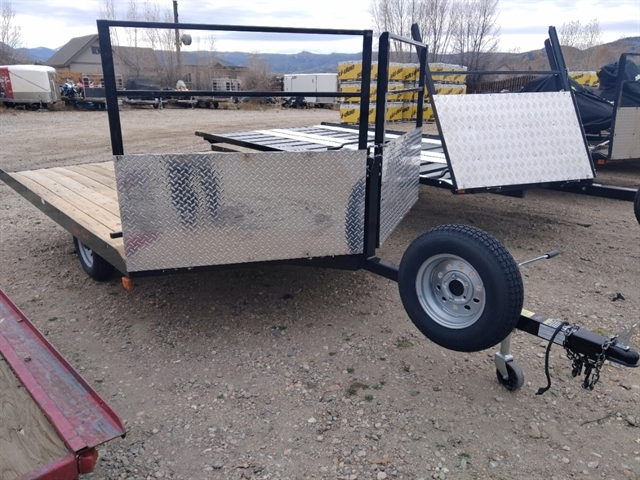2020 VOYAGER TRAILERS SNOW SPORT 8X11 at Power World Sports, Granby, CO 80446