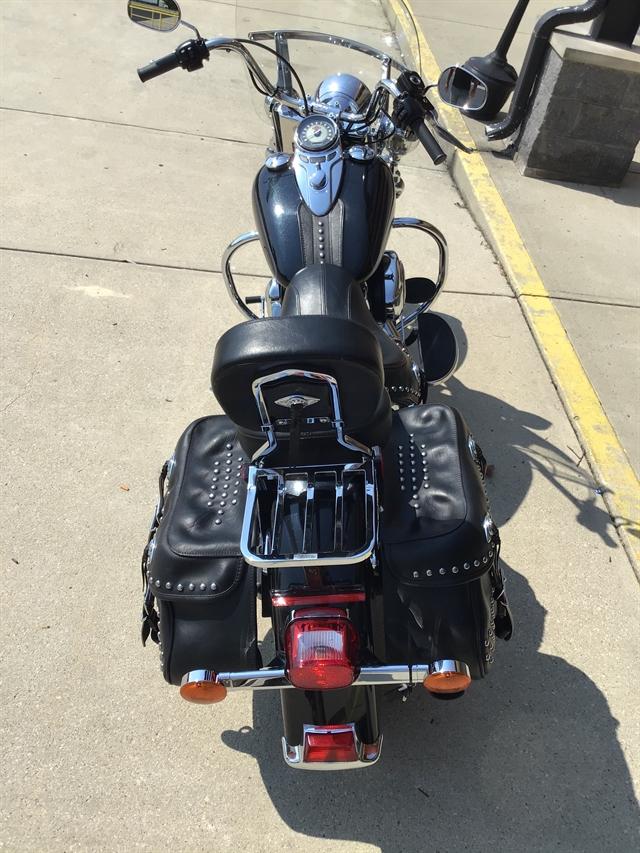 2014 Harley-Davidson Softail Heritage Softail Classic at Lima Harley-Davidson