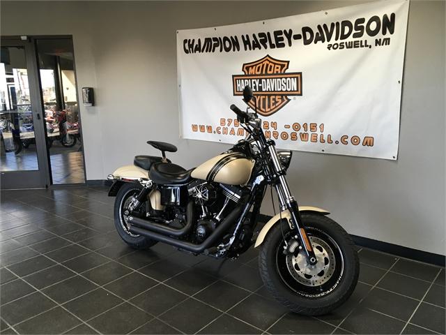 2015 Harley-Davidson Dyna Fat Bob at Champion Harley-Davidson