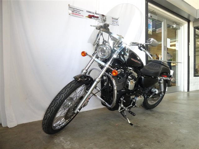 2005 Harley-Davidson Sportster 1200 Custom at Rod's Ride On Powersports, La Crosse, WI 54601