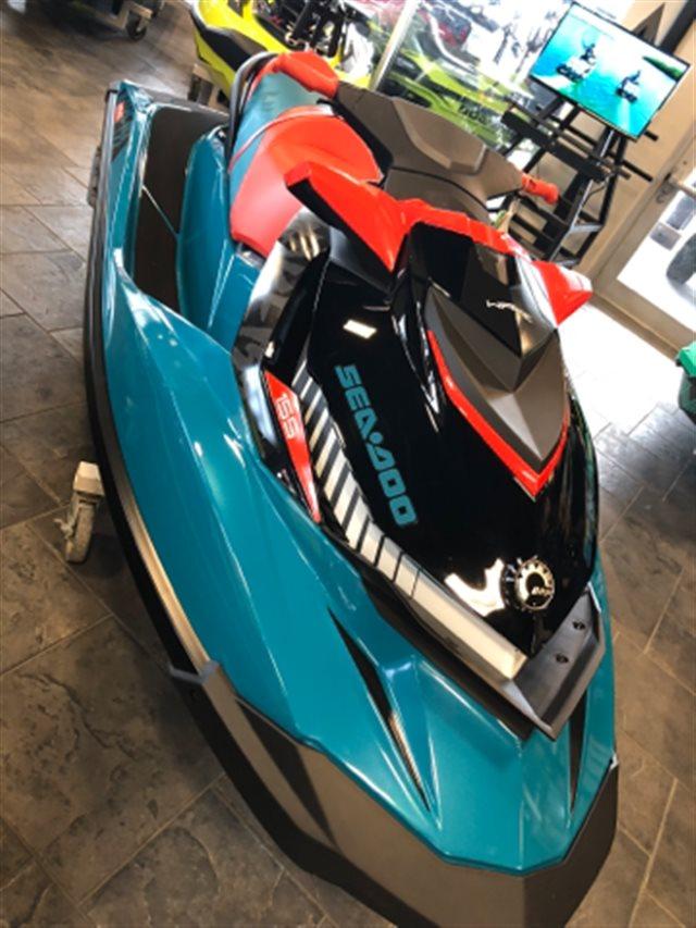 2018 Sea-Doo WAKE 155 at Kent Powersports, North Selma, TX 78154