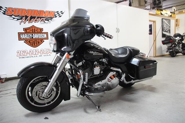 2006 Harley-Davidson Street Glide Base at Suburban Motors Harley-Davidson