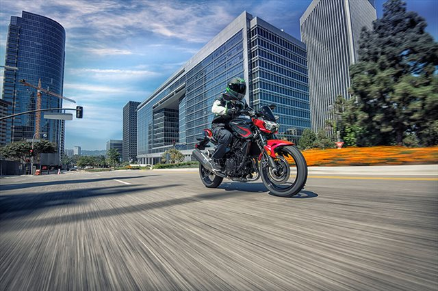 2021 Kawasaki Z400 ABS at ATVs and More