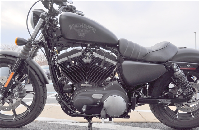 2016 Harley-Davidson Sportster Iron 883 at All American Harley-Davidson, Hughesville, MD 20637