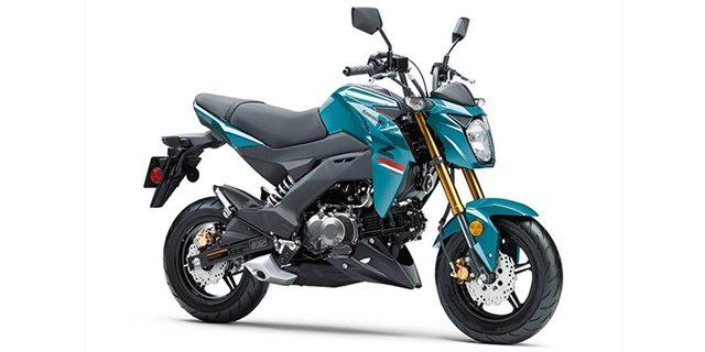 2021 Kawasaki Z125 PRO Base at Kawasaki Yamaha of Reno, Reno, NV 89502