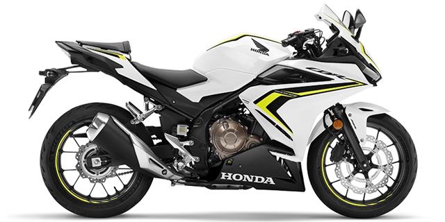 2021 Honda CBR500R ABS at Interstate Honda