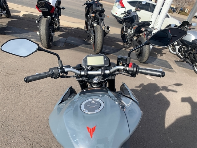 2021 Yamaha MT 03 at Bobby J's Yamaha, Albuquerque, NM 87110