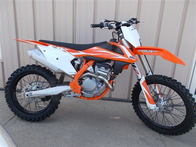 2018 KTM SX 250 F at Nishna Valley Cycle, Atlantic, IA 50022