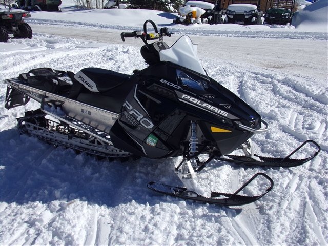 2013 Polaris PRO-RMK 800 155 $117/month at Power World Sports, Granby, CO 80446