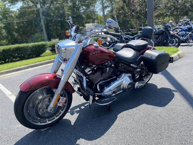 2020 Harley-Davidson Softail Fat Boy 114 at Southside Harley-Davidson