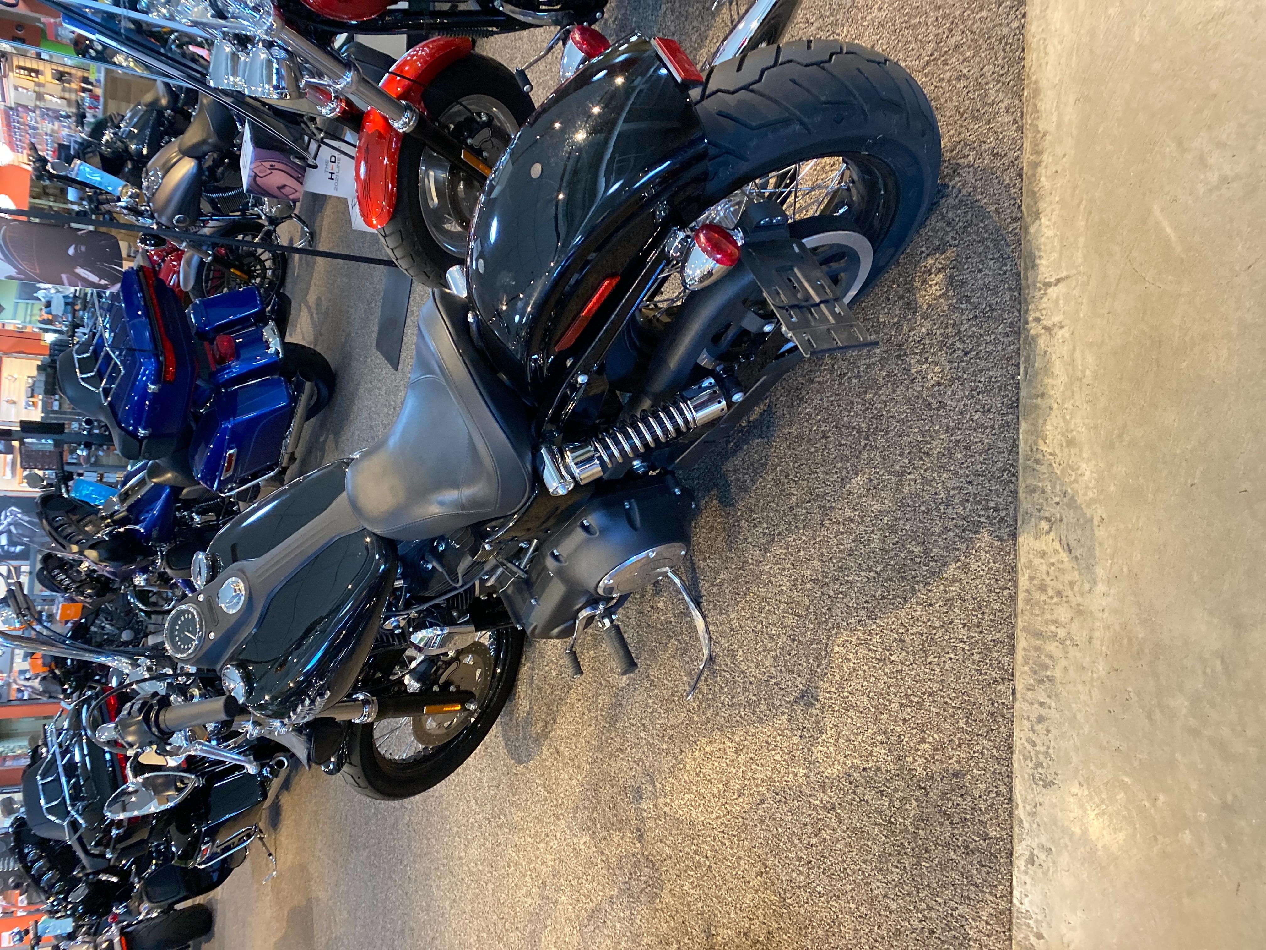 2017 Harley-Davidson Dyna Street Bob at Outpost Harley-Davidson