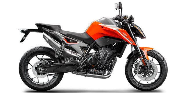 2019 KTM Duke 790 at Riderz