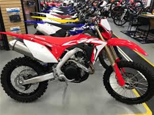 2019 Honda CRF 450X at Kent Motorsports, New Braunfels, TX 78130